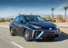 Toyota Mirai sets the driving range record for zero emissions