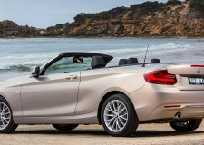 BMW drops the top on the new 220i Convertible