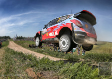 WRC | Dust flys and huge crowds on Day 2 in Poland
