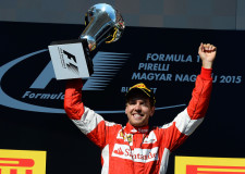 Ferrari has Vettel back on top in Hungary!