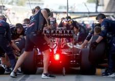 All hands on deck for Red Bull at British F1