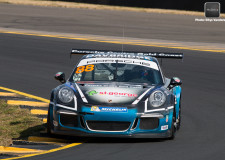 Porsche Carrera Cup puts on a show in Sydney