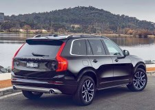 Volvo XC90 tipped to arrive in Australia with three engine types