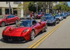 VIDEO | Horacio Pagani in the US to highlight next generation