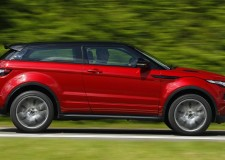 Baby Range Rover Evoque is one of the most striking cars on the road