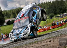 WRC | Latvala takes an early lead in Finland