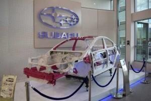 MyDrive | Subaru WRX safety shell