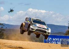 WRC | Ogier set to dominate Rally Australia
