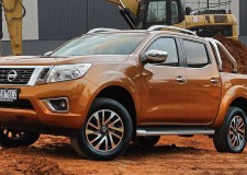 2015 NP300 Nissan Navara first drive review
