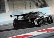 McLaren launch the P1 GTR Driver Programme