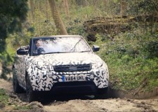 Range Rover Evoque Convertible gets approval
