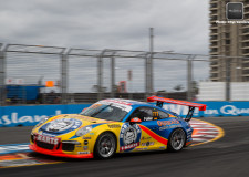 Nick Foster wins the Porsche Carrera Cup Championship for 2015