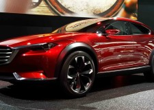 Mazda Koeru concept hints at CX-7 successor