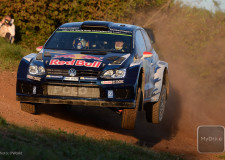 WRC | Ogier takes a commanding lead in Catalunya