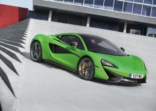 McLaren 570S Coupe enters the production phase