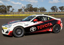 Toyota Drivers to Compete for $125K in Toyota Race Series