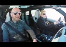 Range Rover Sport SVR takes on Arctic Silverstone Circuit