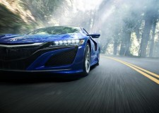 Orders to start on the Honda and Acura NSX in Feb 2016