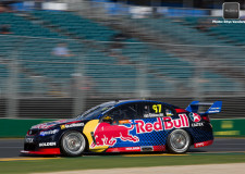 Van Gisbergen wins three from four races in Melbourne