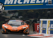 McLaren triumphant in qualifying at Bathurst 12 Hour