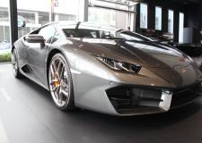 Lamborghini reveals latest Huracan supercar