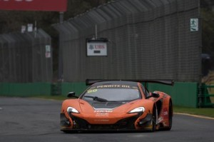 McLaren Automotive AUS 650S GT3