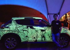 Nissan takes White Night to a new level