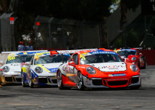 Porsche Carrera Cup 2016 is GO in Adelaide