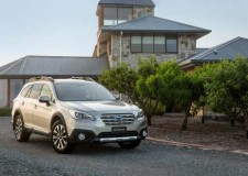 Subaru's Outback heads towards new heights