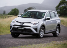 Toyota RAV4 GX is solid but slightly uninspiring