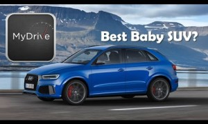 Is the Audi RS Q3 the Best Baby SUV?
