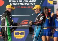 V8SC | McLaughlin Clean Sweeps Phillip Island