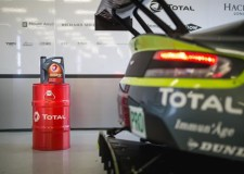 Aston Martin and Total sign new global deal