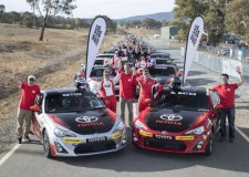 Fans flock to Toyota Festival of 86 in Canberra