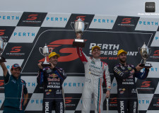 Lowndes show great pace at Barbagallo