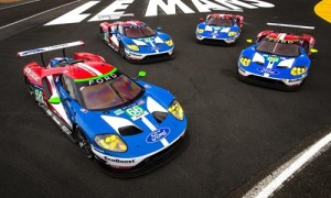 From Le Mans to Goodwood for #66 Ford GT