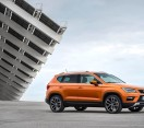 SEAT Ateca receives FIVE EURO NCAP Stars