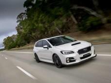 Levorg gets the green light by Subaru Australia