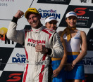 Nissan Motorsport takes first victory in 2016 at Hidden Valley