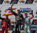 Red Bull's Van Gisbergen takes wins Race 13 in Darwin