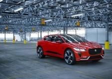 Form & Function = Jaguar's I-PACE