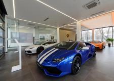Russia opens its doors for Lamborghini