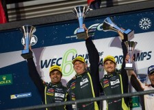 Aston Martin wins WEC 6 Hours of Spa-Francorchamps