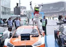 Audi's RS 5 DTM unstopable at Hockenheimring