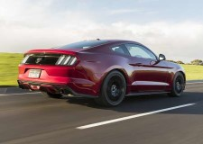 FORD gives more GO to Mustang