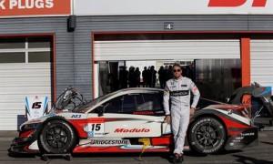 Jenson set to race NSX-GT at Suzuka
