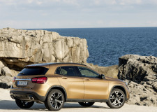 Mercedes-Benz GLA gets a refresh