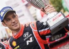 Neuville wins FIA WRC RALLY POLAND