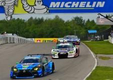 Lexus RC F takes IMSA Pole