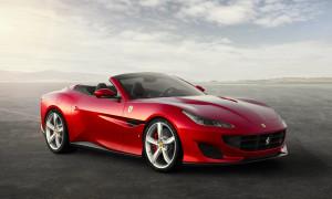 Ferrari Portofino – Ready for Launch at Frankfurt